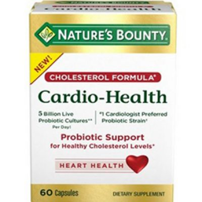 Ingredients In Nature S Bounty Cardio Health