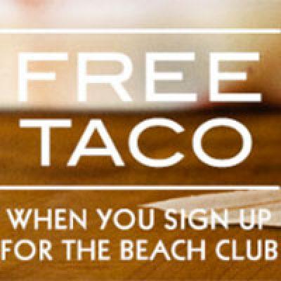Rubio's: Free Taco