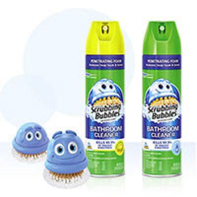 Scrubbing Bubbles Bathroom Coupon