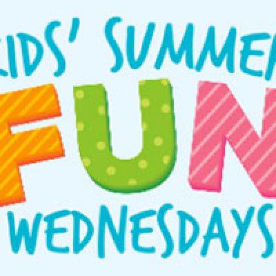 A.C. Moore Kids' Summer Fun Wednesdays