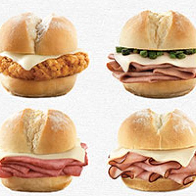 Arby's: Free Slider W/ Sandwich or Meal Purchase