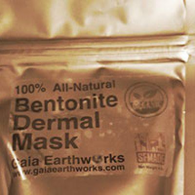 Free Bentonite Dermal Mask Samples