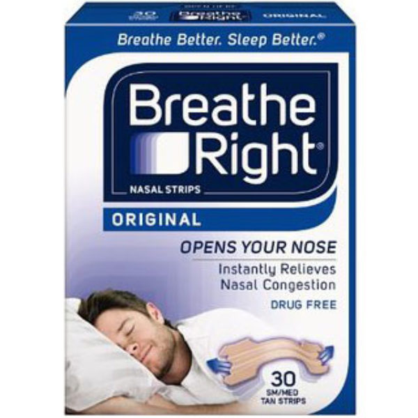 Free Breathe Right Samples
