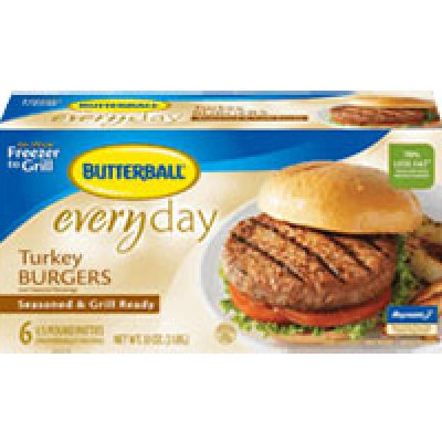 Butterball Turkey Burgers Coupon