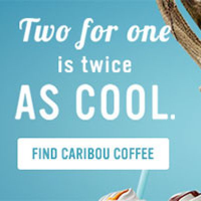 Caribou Coffee Bogo After 2PM