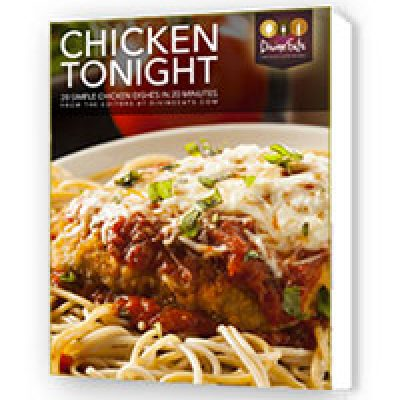 Free Chicken Tonight Recipe Book