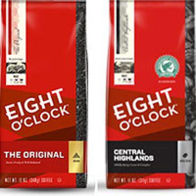 Eight O'Clock Coffee Coupon