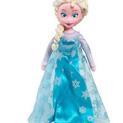 Frozen Elsa Plush Doll Only $5.00 + Free Pickup