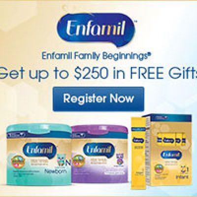 Free Enfamil Family Beginnings Package