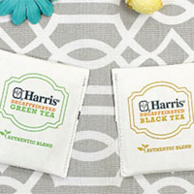 Win a Harris Tea Sample Pack