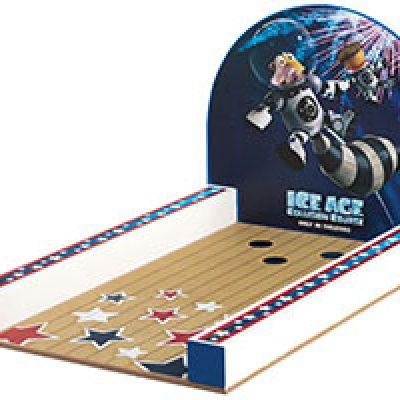 The Home Depot Kid's Workshop: Free Ice Age Bowling Game
