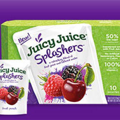 Juicy Juice Splashers Coupon
