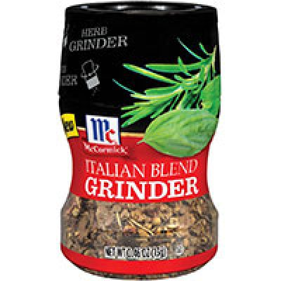 McCormick Herb Grinder Coupon