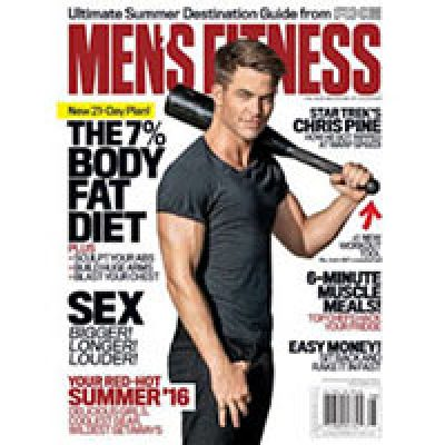 Free Men's Fitness Digital Subscription