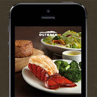 Outback Steakhouse: 10% Off 2 Entrees + More