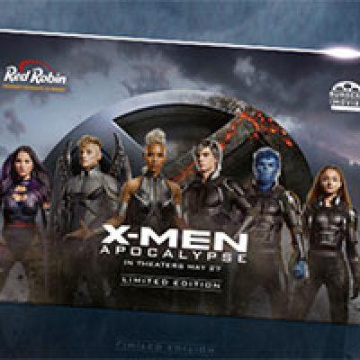 Red Robin: Free X-Men Apocalypse Ticket W/ Purchase