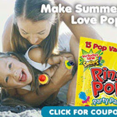 Ring Pop Coupon