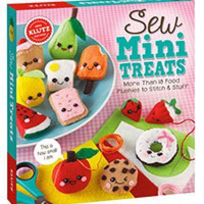 Sew Mini Treats Only $13.90 (Reg $21.99) + Prime