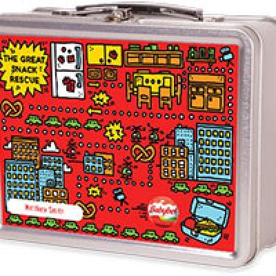 Free Babybel Lunchbox - Limited Quantity