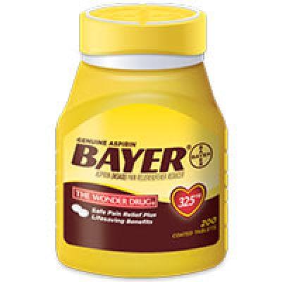 Bayer Aspirin Coupon
