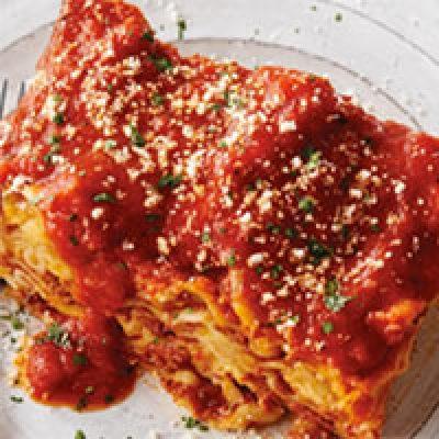 Carrabba's: BOGO Lasagne Deal