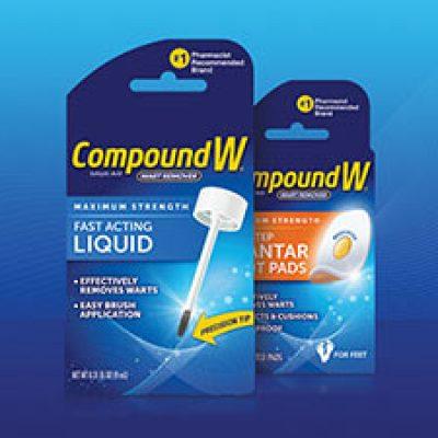 Compound W Coupon