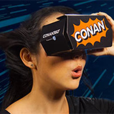 Free Conan360 VR Viewer