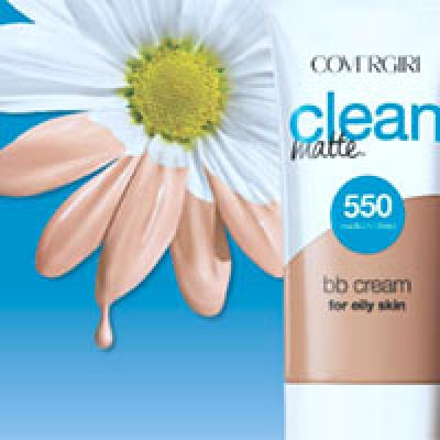 Free COVERGIRL Clean Matte BB Cream For 13 - 18 Y.O.
