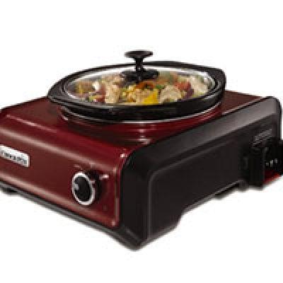 Crock-Pot Hook-Up Slow Cooker System Just $18.45 + Prime