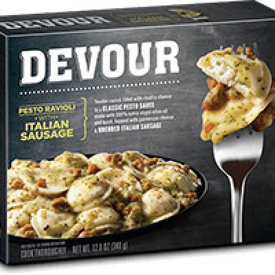 Devour Frozen Entrees Coupon