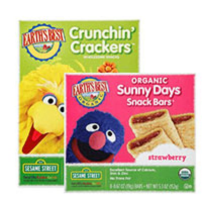 Earths Best Boxed Snack Coupon