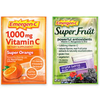 Free Emergen-C Super Fruit Samples