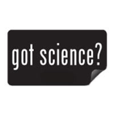 Free Got Science? Stickers