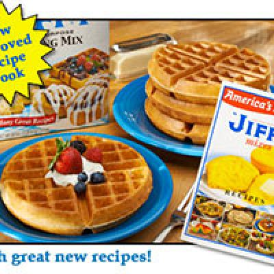 Free Improved Jiffy Recipe Book