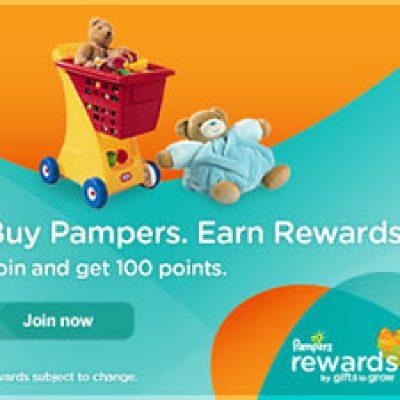 Pampers Rewards Program