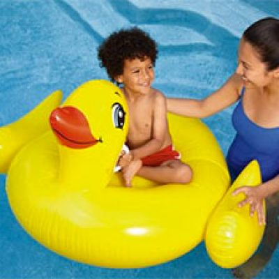 Play Day Duck Ride-On Just $5.00 + Free Pickup