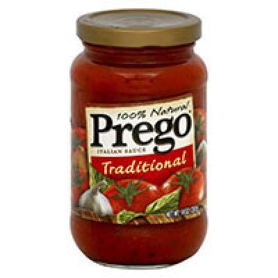 Prego Italian Sauces Coupon
