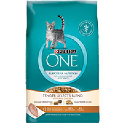 Free Purina One Tender Selects Samples
