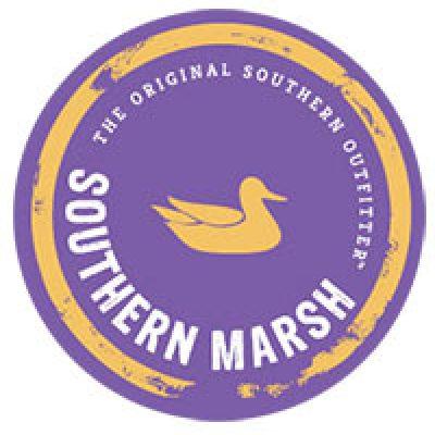 Free Southern Marsh Sticker