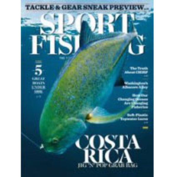 Free Sport Fishing Magazine