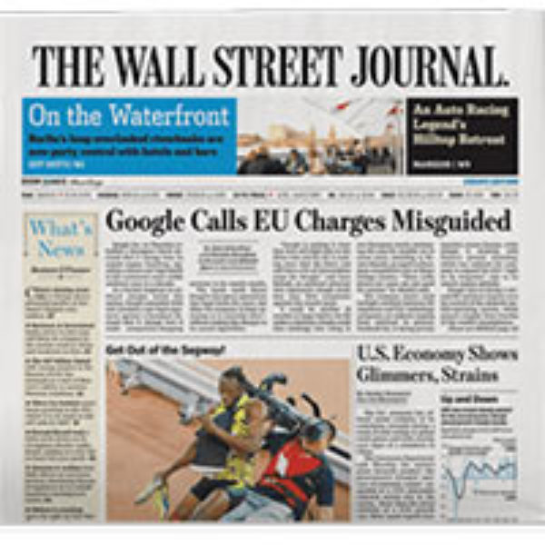 Free Wall Street Journal Subscription