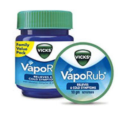 Vicks Coupon Round-Up