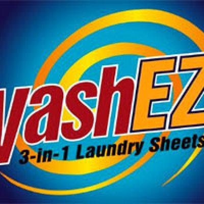 Free WashEZE One (1) Load Samples