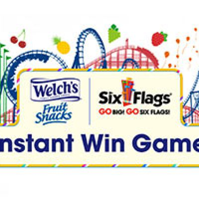 Welch's: Win Six-Flags Tickets