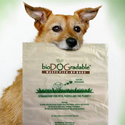 Free Bio'Dog'radable Waste Bag Samples