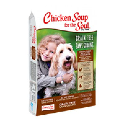 Chicken Soup for the Soul Pet Food Coupon