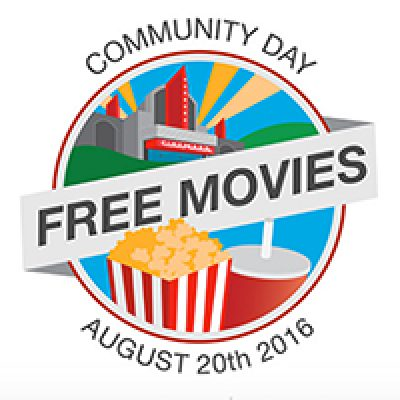 Cinemark: Free Movies August 20th 9AM - 11:30AM