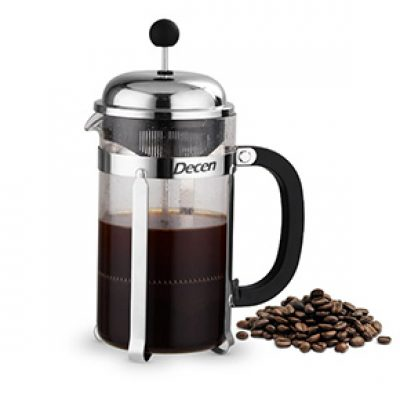 Decen French Press Coffee and Tea Maker Just $8.39 + Prime