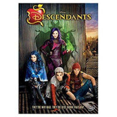 Descendants DVD Just $10.00 + Prime
