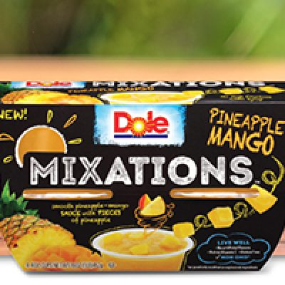 DOLE Mixations Coupon